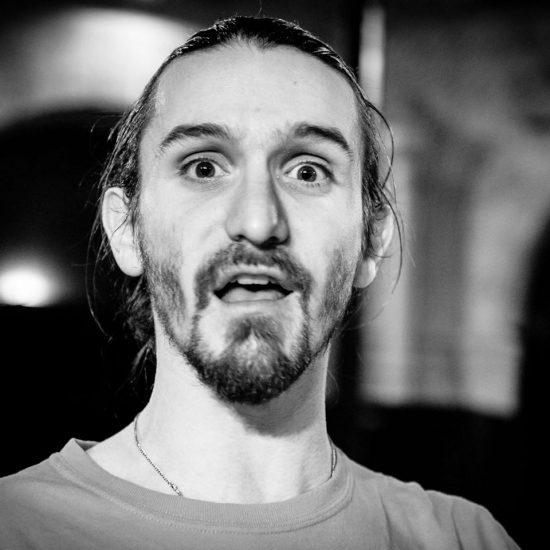 Julien Jamet - comédien et formateur Décalez!