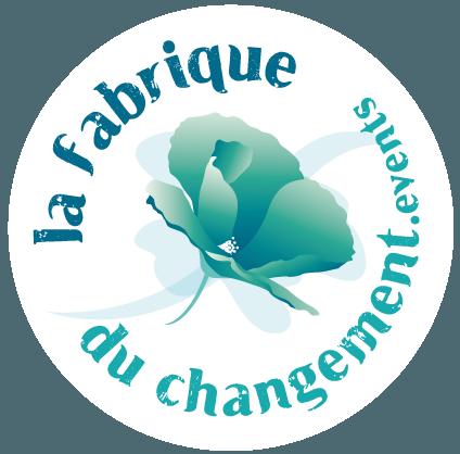 le logo de la fabrique du changement
